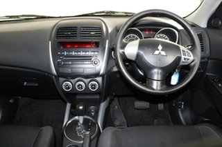 2011 Mitsubishi ASX XA MY12 2WD Cool Silver (Metallic) 6 Speed Constant Variable Wagon