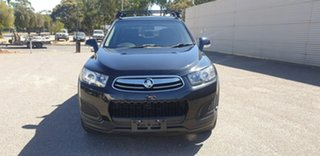 2014 Holden Captiva CG MY14 7 LS Black 6 Speed Sports Automatic Wagon