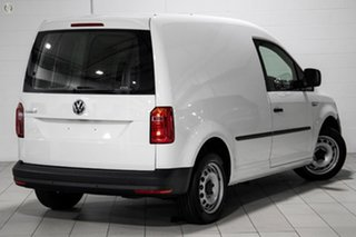2020 Volkswagen Caddy 2KN MY20 TSI220 SWB DSG White 7 Speed Sports Automatic Dual Clutch Van