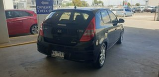 2008 Hyundai i30 FD SLX Black 5 Speed Manual Hatchback.