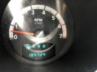 2010 Dodge Nitro KA MY09 SXT Red 4 Speed Automatic Wagon