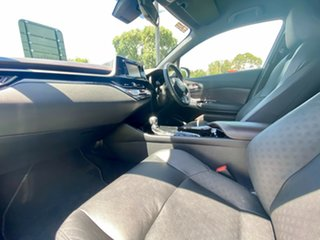 2017 Toyota C-HR NGX10R Koba S-CVT 2WD Silver 7 Speed Constant Variable Wagon
