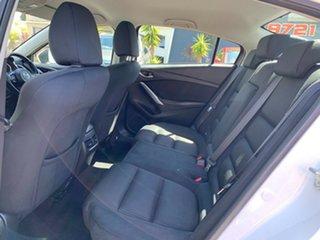 2017 Mazda 6 GL1031 Sport SKYACTIV-Drive Pearl White 6 Speed Sports Automatic Sedan
