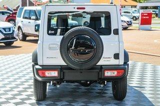 2020 Suzuki Jimny JB74 GLX Superior White 5 Speed Manual Hardtop.