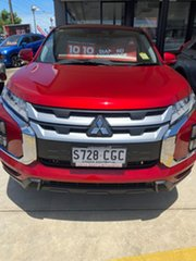 2020 Mitsubishi ASX XD MY20 ES 2WD ADAS Diamond Red 1 Speed Constant Variable Wagon.