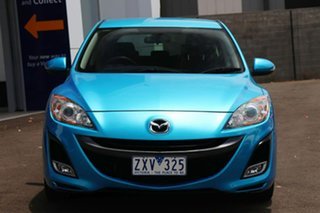 2009 Mazda 3 SP25 Blue 5 Speed Automatic Hatchback.