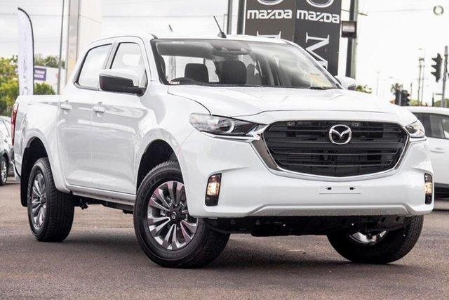 New Mazda BT-50 TFS40J XT Waitara, 2020 Mazda BT-50 TFS40J XT White 6 Speed Sports Automatic Utility