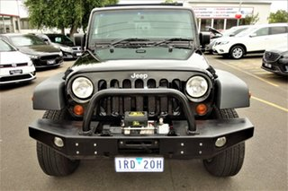 2010 Jeep Wrangler JK MY2010 Sport Black 6 Speed Manual Softtop