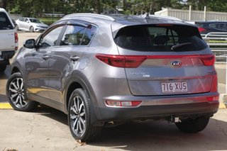 2017 Kia Sportage QL MY18 AO Edition AWD Grey 6 Speed Sports Automatic Wagon.