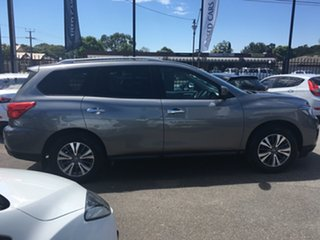 2016 Nissan Pathfinder R52 Series II MY17 ST X-tronic 2WD Grey 1 Speed Constant Variable Wagon.