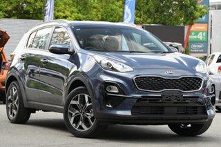 2020 Kia Sportage QL MY21 SX 2WD Mercury Blue 6 Speed Sports Automatic Wagon.