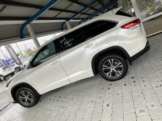 2018 Toyota Kluger GX White Sports Automatic Wagon