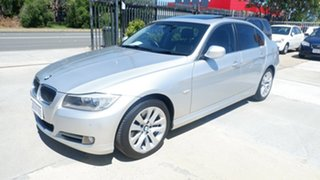 2011 BMW 3 Series E90 MY11 320d Steptronic Lifestyle Silver 6 Speed Sports Automatic Sedan.