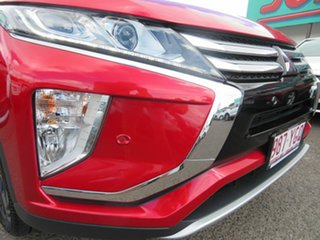 2018 Mitsubishi Eclipse Cross YA MY18 LS 2WD Red 8 Speed Constant Variable Wagon