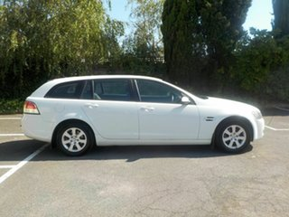 2009 Holden Commodore VE MY09.5 Omega White 4 Speed Automatic Sportswagon