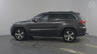 2015 Jeep Grand Cherokee WK MY15 Overland (4x4) Grey 8 Speed Automatic Wagon