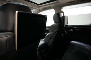 2016 Lexus LX URJ201R LX570 White 8 Speed Sports Automatic Wagon