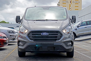 2019 Ford Transit Custom VN 2018.75MY 340L (Low Roof) Grey 6 Speed Automatic Van.