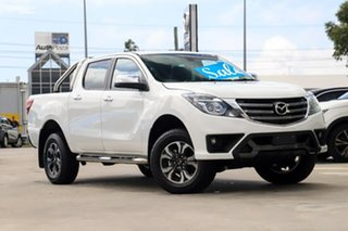2019 Mazda BT-50 UR0YG1 GT White 6 Speed Sports Automatic Utility