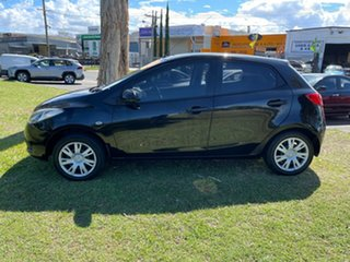 2008 Mazda 2 DE10Y1 Neo Black 5 Speed Manual Hatchback.
