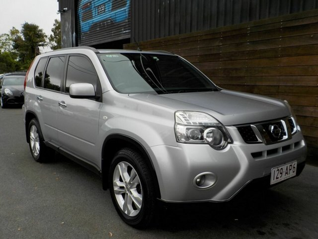 Used Nissan X-Trail T31 Series IV ST-L 2WD Labrador, 2010 Nissan X-Trail T31 Series IV ST-L 2WD Silver 1 Speed Constant Variable Wagon