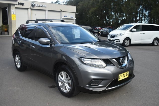 Used Nissan X-Trail T32 ST X-tronic 2WD Gosford, 2015 Nissan X-Trail T32 ST X-tronic 2WD Grey 7 Speed Constant Variable Wagon