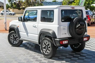 2020 Suzuki Jimny JB74 GLX Superior White 5 Speed Manual Hardtop