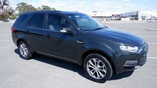 2013 Ford Territory SZ Titanium Seq Sport Shift Grey 6 Speed Sports Automatic Wagon.