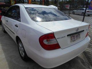 2003 Toyota Camry ACV36R Altise White 5 Speed Manual Sedan