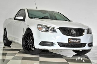 2017 Holden Ute VF II MY17 White 6 Speed Automatic Utility.