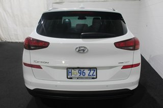 2018 Hyundai Tucson TLE3 MY19 Special Edition D-CT AWD Polar White 7 Speed