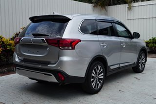 2018 Mitsubishi Outlander ZL MY19 LS AWD Sterling Silver 6 Speed Constant Variable Wagon