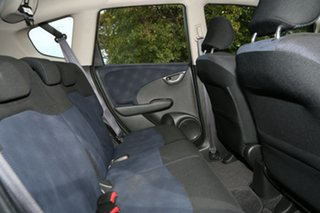 2012 Honda Jazz GE MY12 Vibe Crystal Black 5 Speed Automatic Hatchback