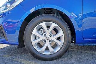 2020 MG MG3 SZP1 MY20 Core Blue 4 Speed Automatic Hatchback