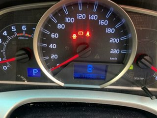2013 Toyota RAV4 ZSA42R GX (2WD) White Continuous Variable Wagon
