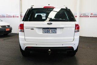 2016 Ford Territory SZ MK2 TX (4x4) White 6 Speed Automatic Wagon
