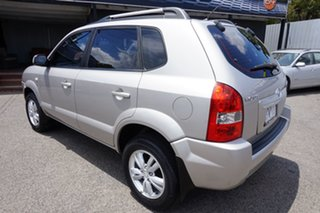 2009 Hyundai Tucson JM MY09 City SX Warm Silver 4 Speed Sports Automatic Wagon.