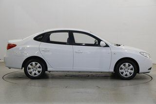 2008 Hyundai Elantra HD SX Crystal White 4 Speed Automatic Sedan
