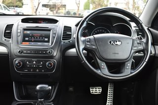 2012 Kia Sorento XM MY13 SLi Black 6 Speed Sports Automatic Wagon