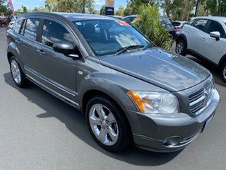 2012 Dodge Caliber PM MY12 SXT Grey 6 Speed Constant Variable Hatchback