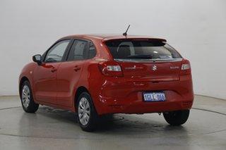 2017 Suzuki Baleno EW GL Red 4 Speed Automatic Hatchback