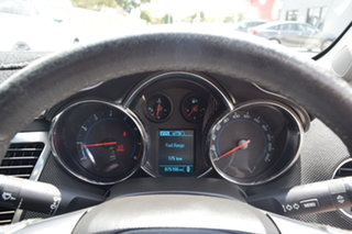 2013 Holden Cruze JH Series II MY13 SRi Red 6 Speed Manual Sedan