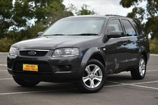 2010 Ford Territory SY MkII TX Grey 4 Speed Sports Automatic Wagon