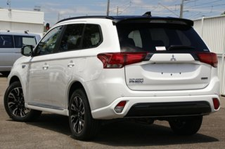 2020 Mitsubishi Outlander ZL MY21 PHEV AWD GSR Starlight 1 Speed Automatic Wagon Hybrid.