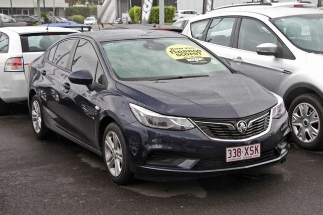Used Holden Astra BL MY17 LS+ Aspley, 2017 Holden Astra BL MY17 LS+ Blue 6 Speed Sports Automatic Sedan