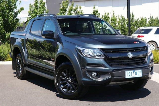 Used Holden Colorado RG MY19 Z71 Pickup Crew Cab Essendon Fields, 2019 Holden Colorado RG MY19 Z71 Pickup Crew Cab Grey 6 Speed Sports Automatic Utility