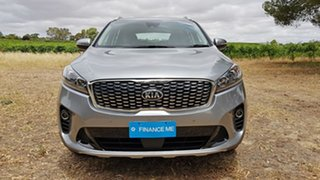 2019 Kia Sorento UM MY19 Sport AWD Grey 8 Speed Sports Automatic Wagon.