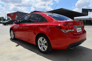2013 Holden Cruze JH Series II MY14 SRi Red 6 Speed Manual Sedan