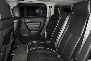 2008 Hummer H3 Luxury Black 4 Speed Automatic Wagon