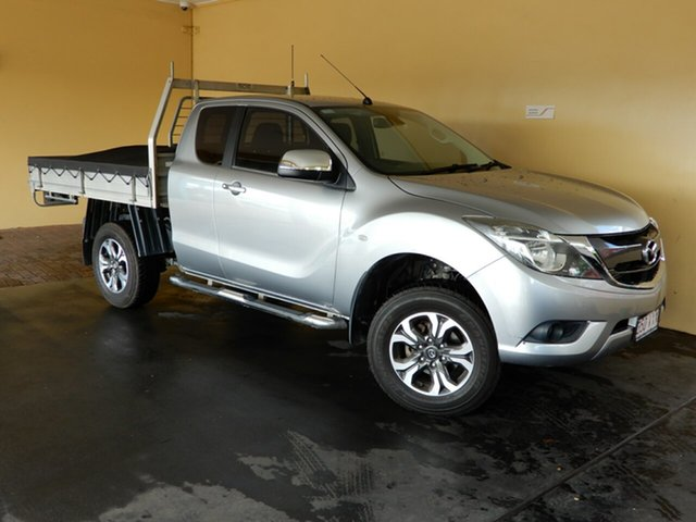 Used Mazda BT-50 MY16 XTR (4x4) Toowoomba, 2015 Mazda BT-50 MY16 XTR (4x4) Silver 6 Speed Automatic Freestyle Utility